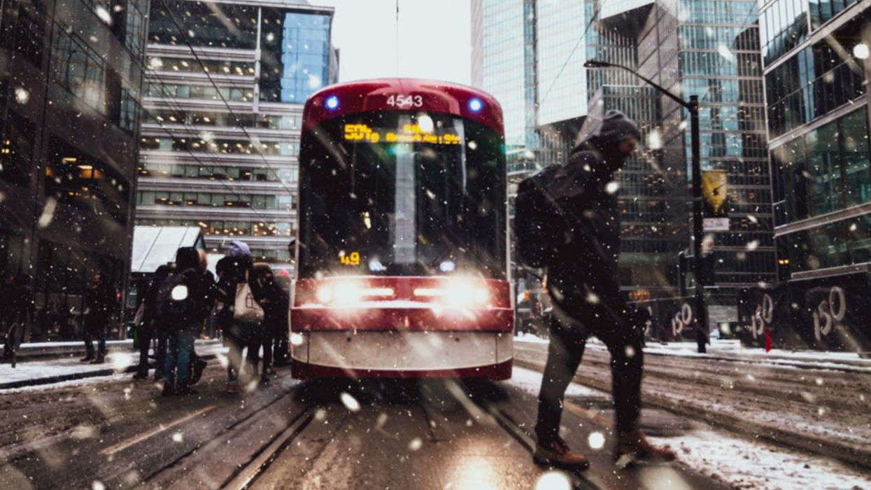 Toronto Could Be In For An Extra Brutal Winter This Year