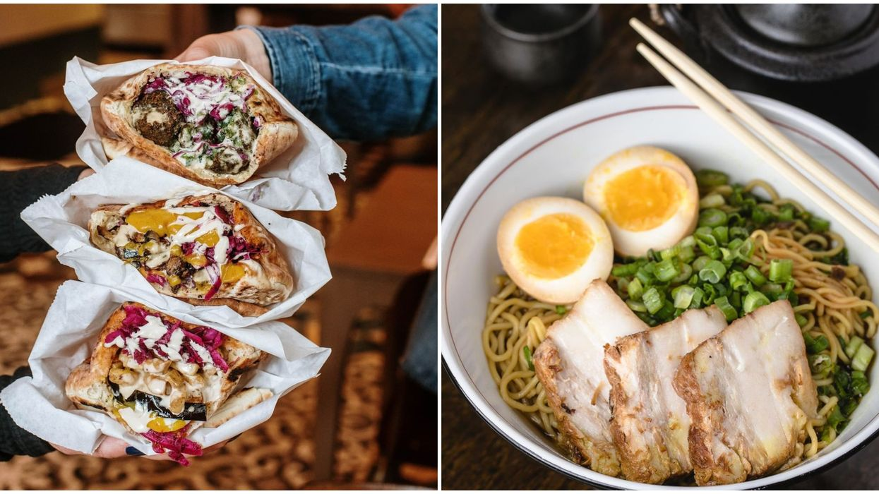 Atlanta Eateries Will Make You Feel Like You've Been Transported To Other Countries