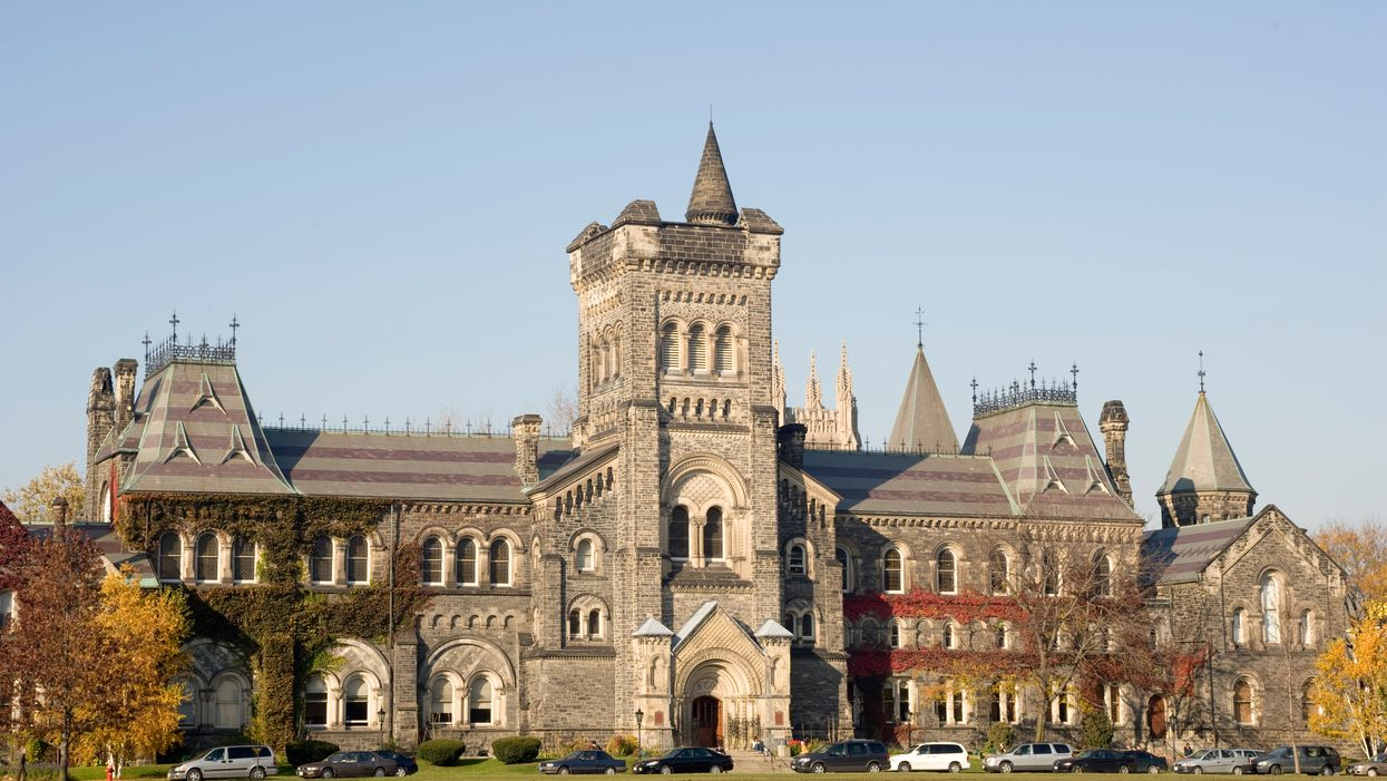 University Of Toronto Just Got A 'D' On Their New School Re-Opening Plan