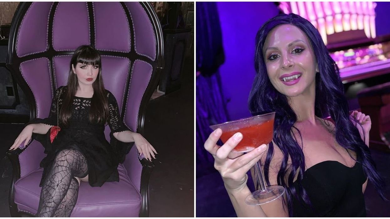Orlando Halloween Bar Cocktails And Screams Will Host A Vampire Ball This October