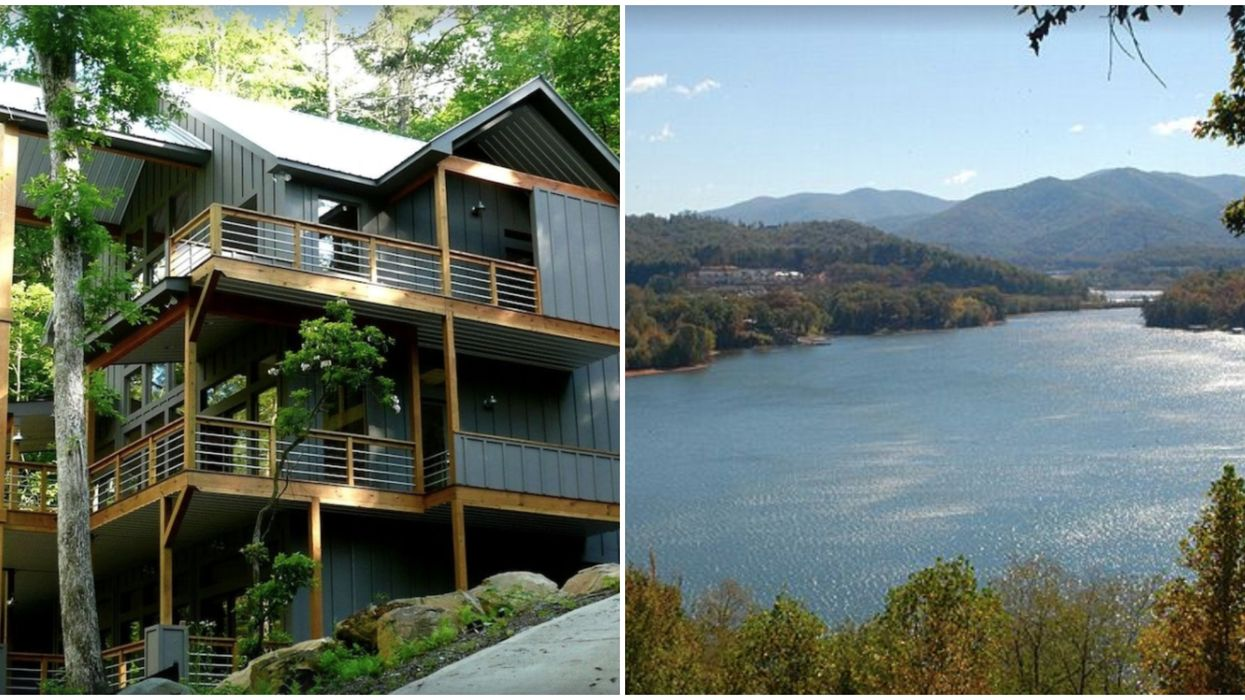 Cabins In North Georgia Are The Perfect Fall Getaway Destinations