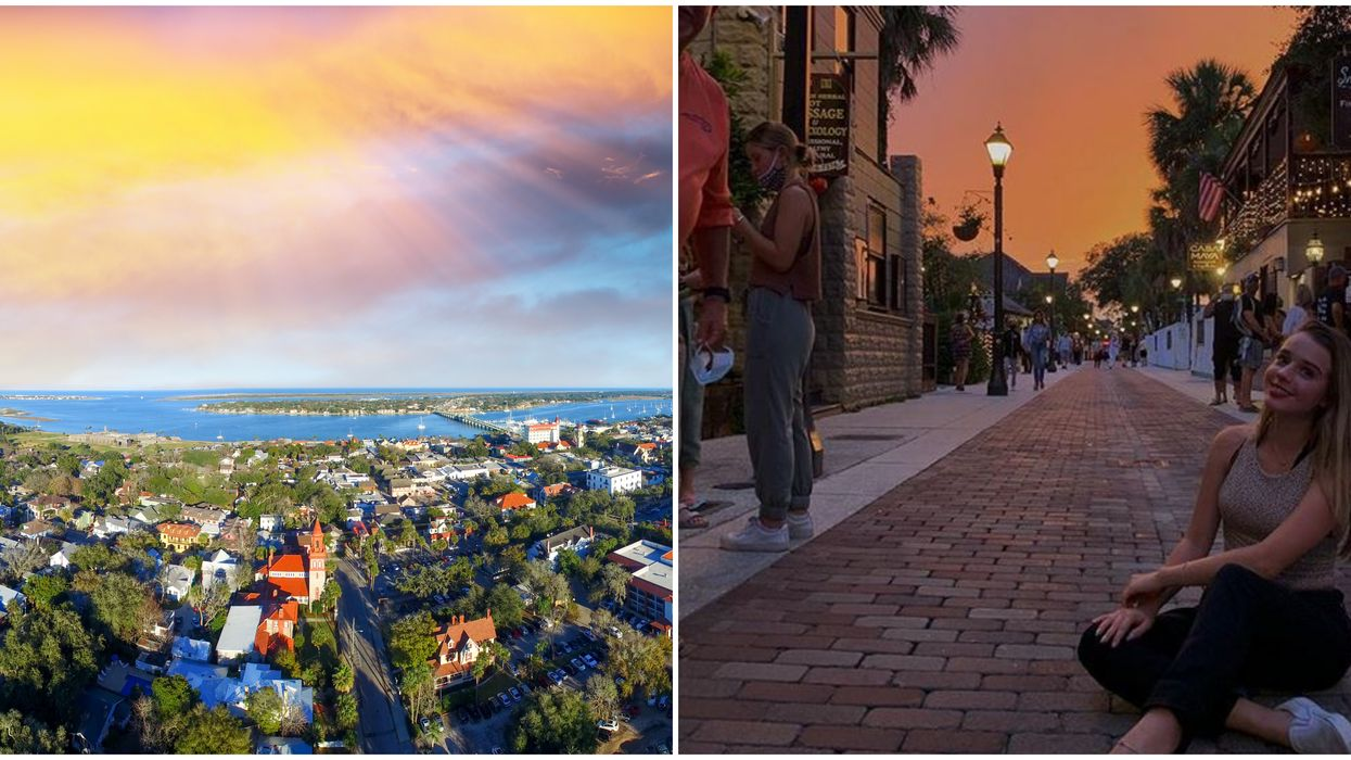 Cute Florida Cities And Towns To Hit On Your Fall Road Trip This Season