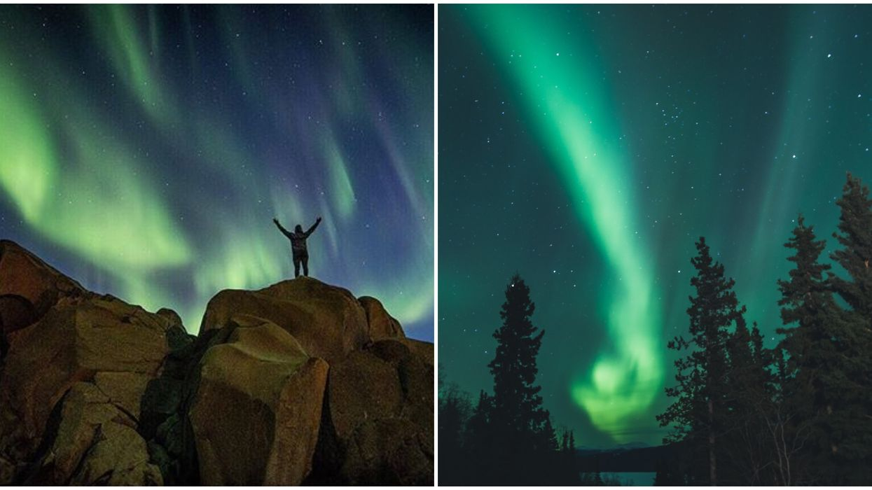 Best Places To See Northern Lights In Canada Are Away From Light & The Sight Is Breathtaking
