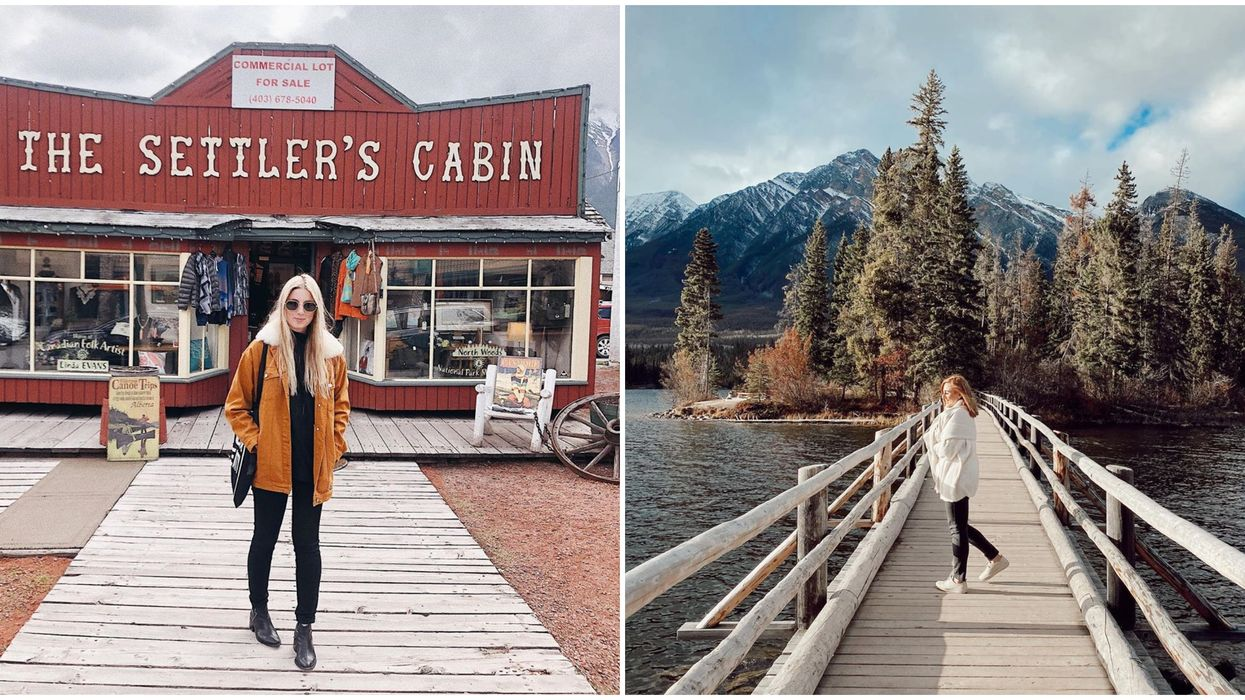 8 Small Alberta Towns To Put On Your Fall Bucket List