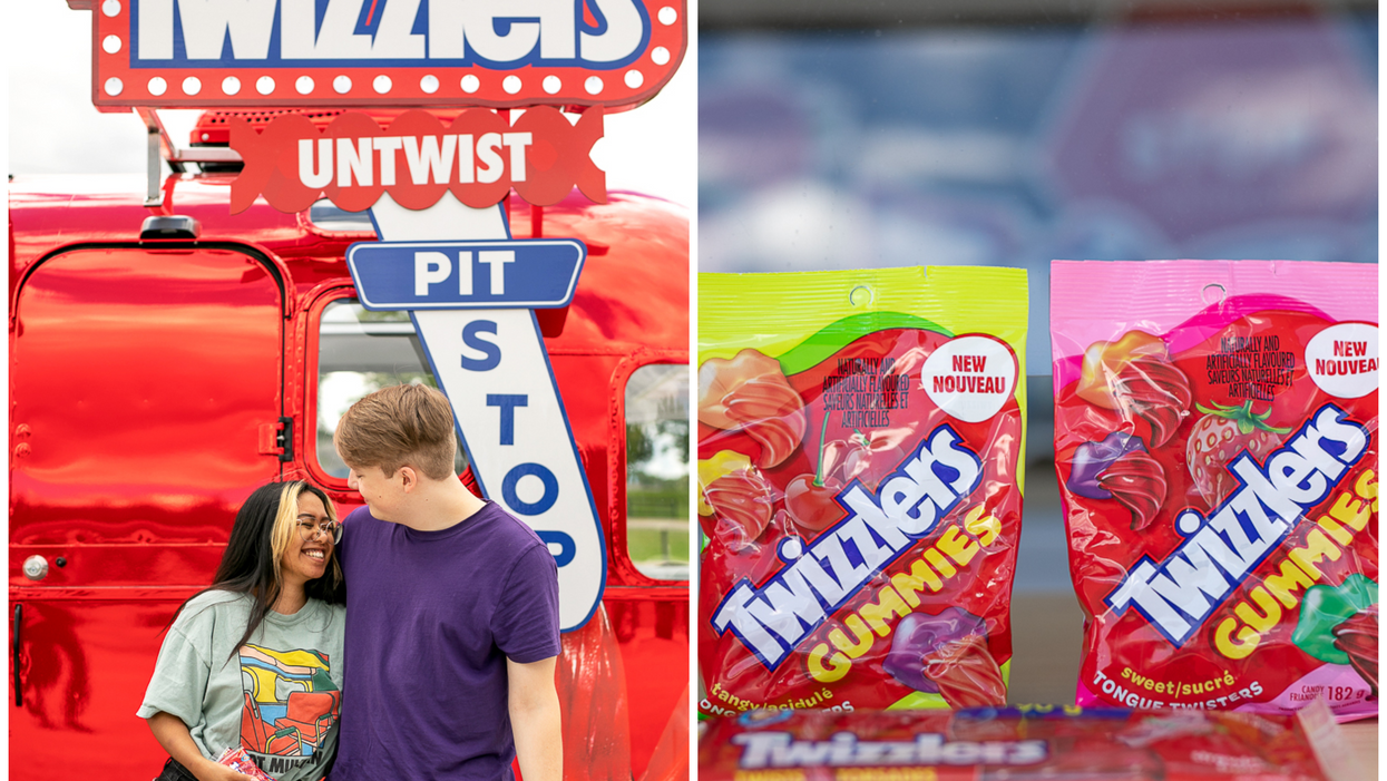 Twizzlers Is Giving Away Free Treats To Muskoka Cottagers Again This Weekend