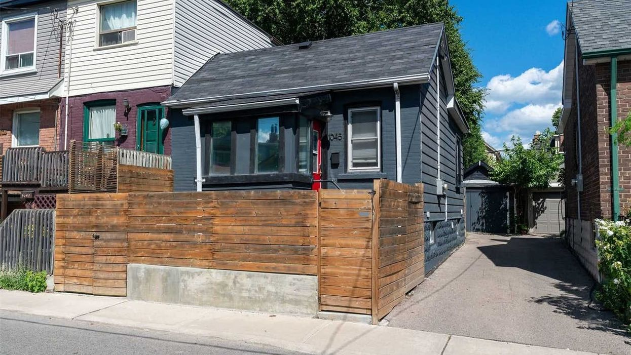 Tiny Toronto Home For Sale Looks Totally Different On The Inside (PHOTOS)