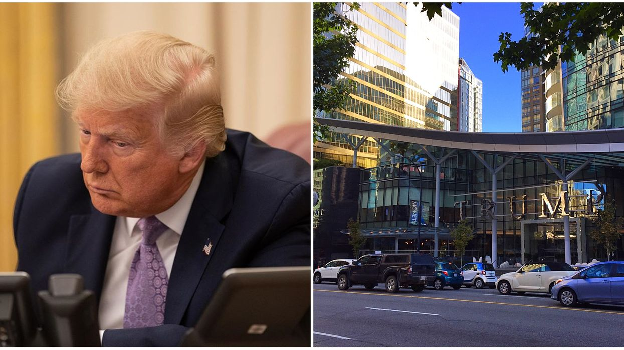The Last Trump Hotel In Canada Is Closed