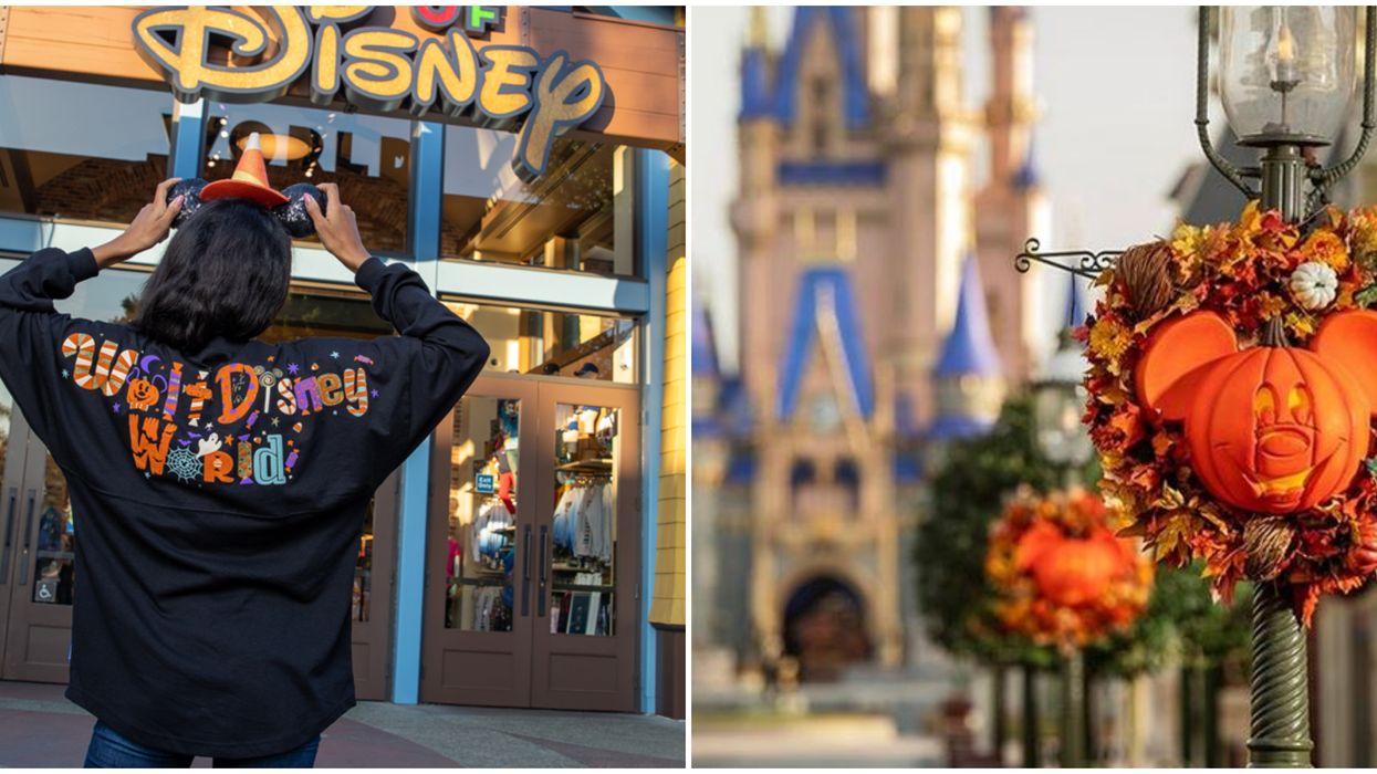 Disney World Orlando Halloween And Fall Celebrations Sneak Peek