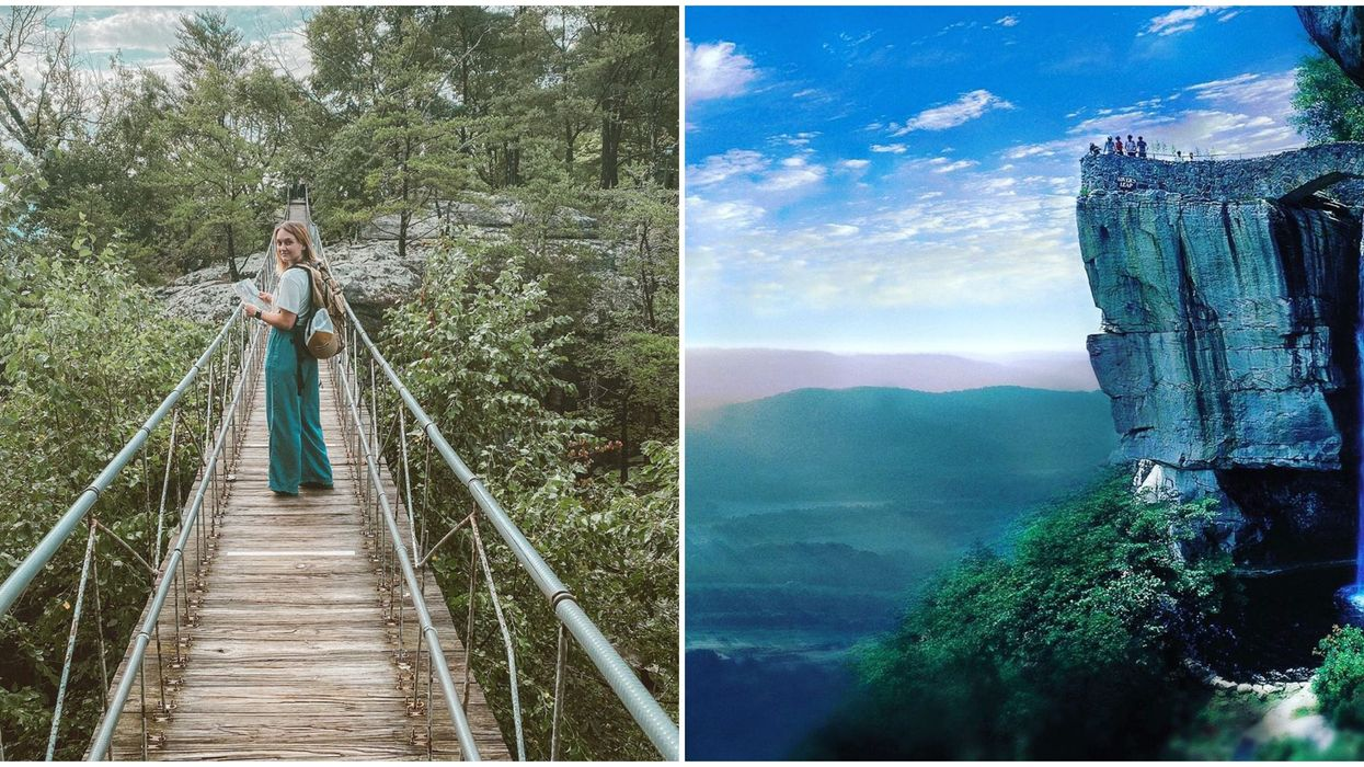 Picture-Perfect Spots In Georgia That Will Take You On An Magazine Worthy Adventure