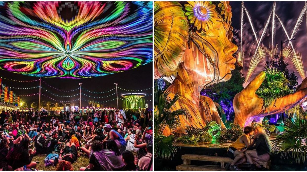 EDC Orlando Music Festival Officially Post Poned To 2021