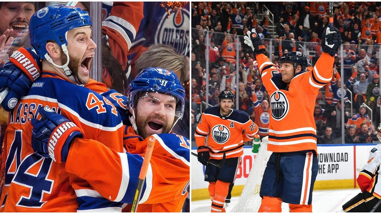 Edmonton Oiler's 50/50 Draw Finally Happened  & The Winning $7M Ticket Is Out There