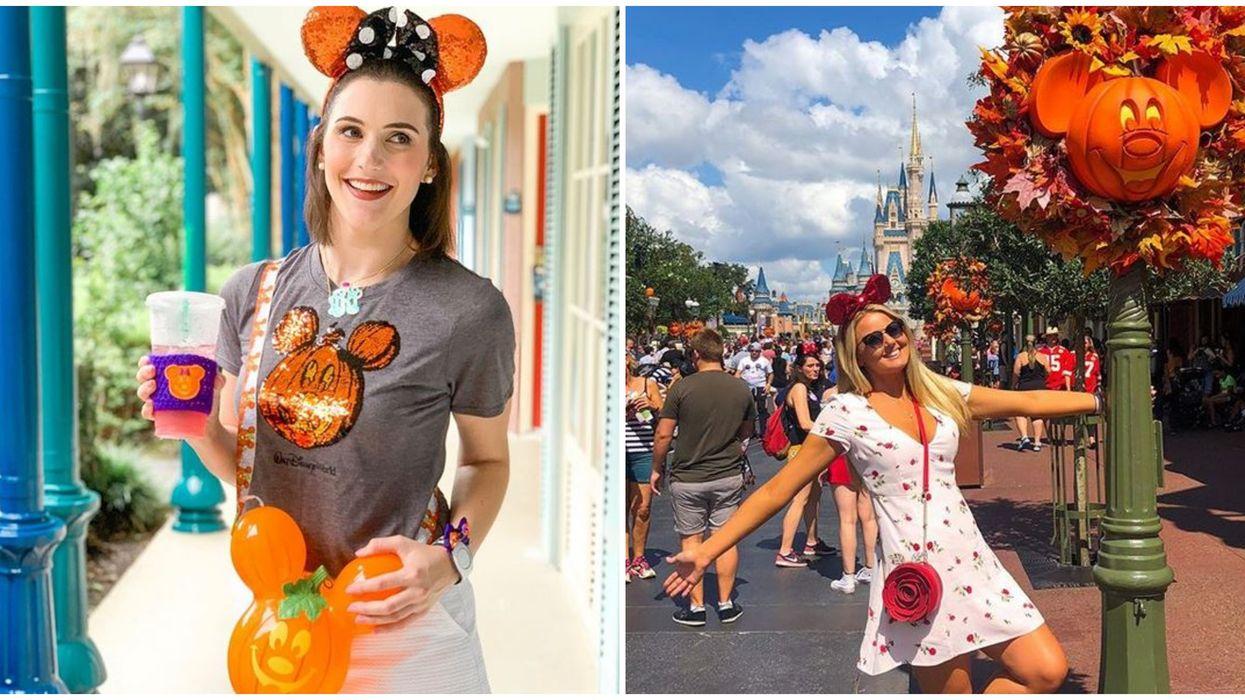 Disney World Orlando Fun Fall Activities To Celebrate The Season