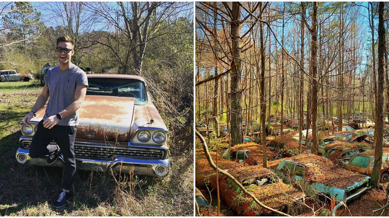 Old Car City USA In Georgia Is A Car Graveyard That Feels Like A Post Apocalyptic World