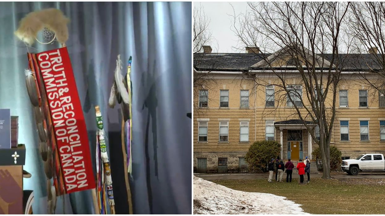 Residential Schools In Canada Are Being Recognized As Having National Historic Significance