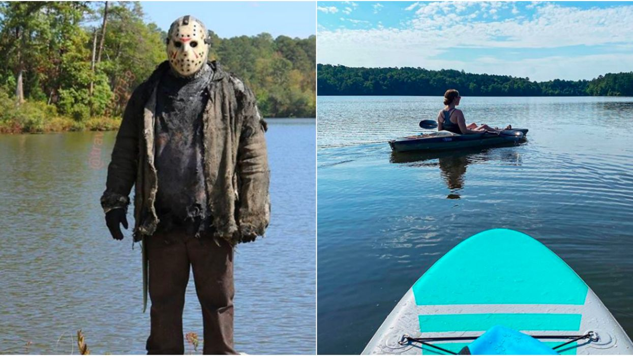 Friday The 13th Part VI Was Filmed In Georgia At Hard Labor Creek And You Can Visit It