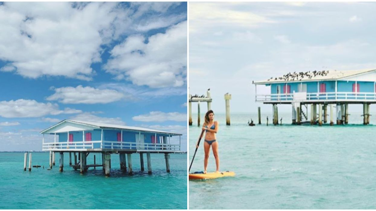 Florida Tour Through Stiltsville Miami Let's You Explore A Neighborhood On Water