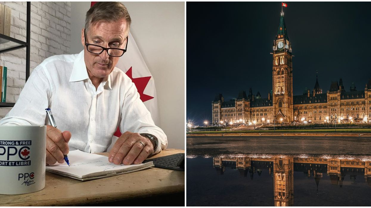 Maxime Bernier & His People's Party Of Canada Are Trying To Make A Political Comeback