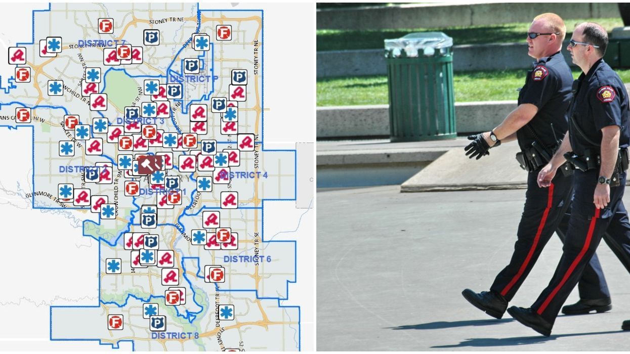New Calgary Photo Radars Have Been Unveiled & They're Everywhere