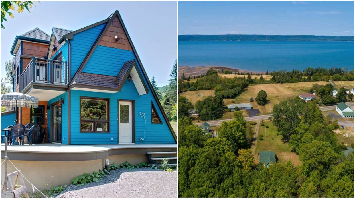 9 Dreamy Waterside Properties You Can Buy In Canada Right Now For Less Than $250K