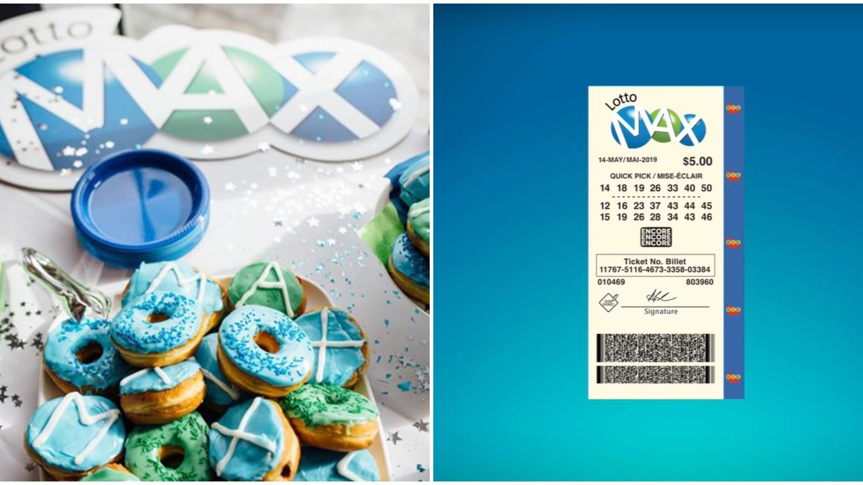 Lotto Max Jackpot For September 4 Has Reached $60 Million