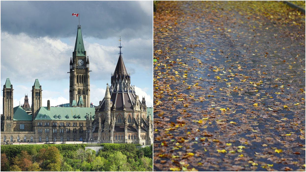 Severe Thunderstorm Watch In Ottawa Has Been Issued & 100 km/h Winds Are Coming