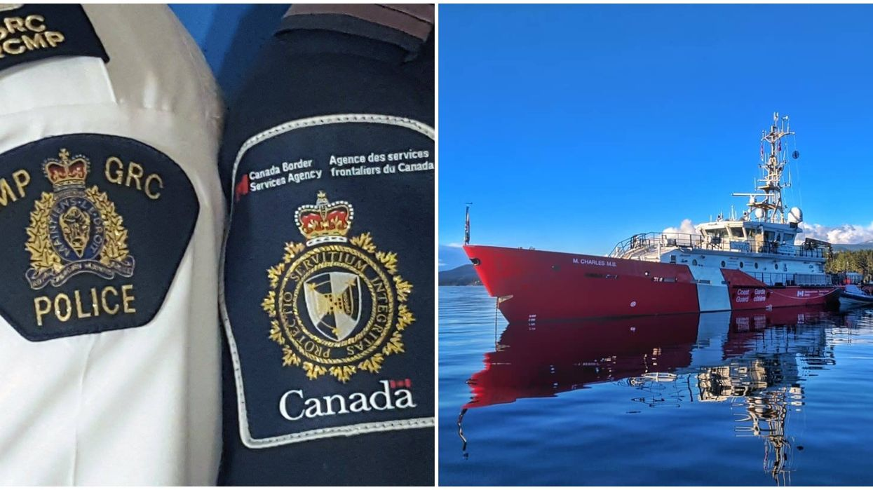 An American Boater Was Kicked Out Of Canadian Waters This Week & Fined $2000
