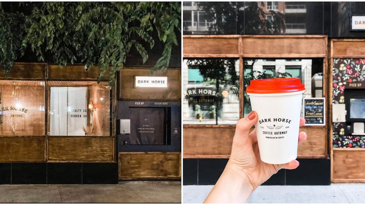 A Robotic Cafe Just Opened In Toronto & It's The Most Futuristic Way To Sip