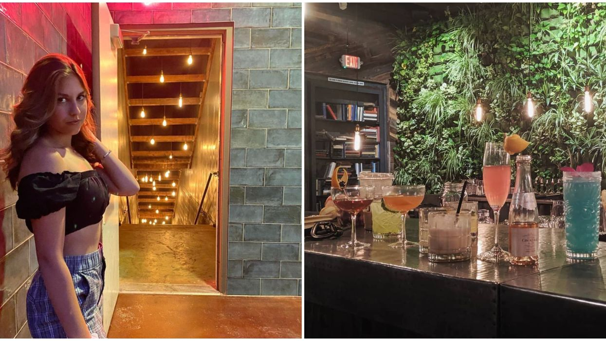 Pigtails Cocktail Bar In Phoenix Is Full Of Secrets And Surprises