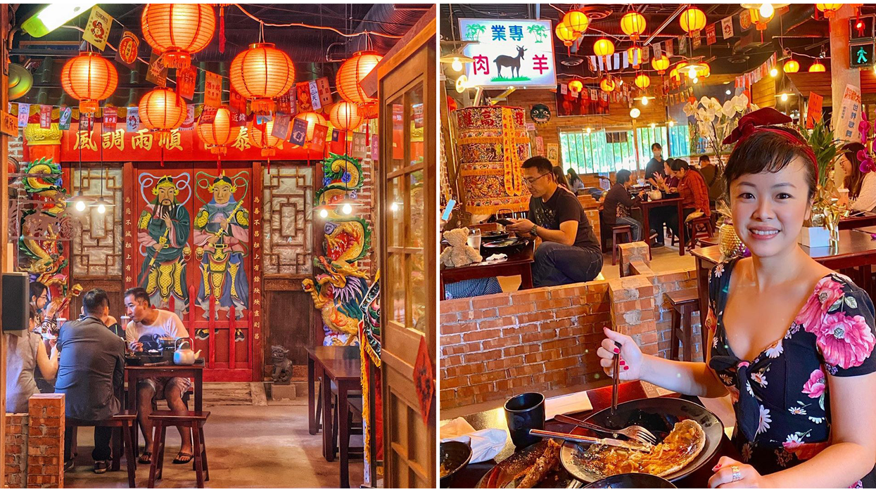 Memory Corner In Richmond Is Exactly Like Stepping Foot In Taiwan