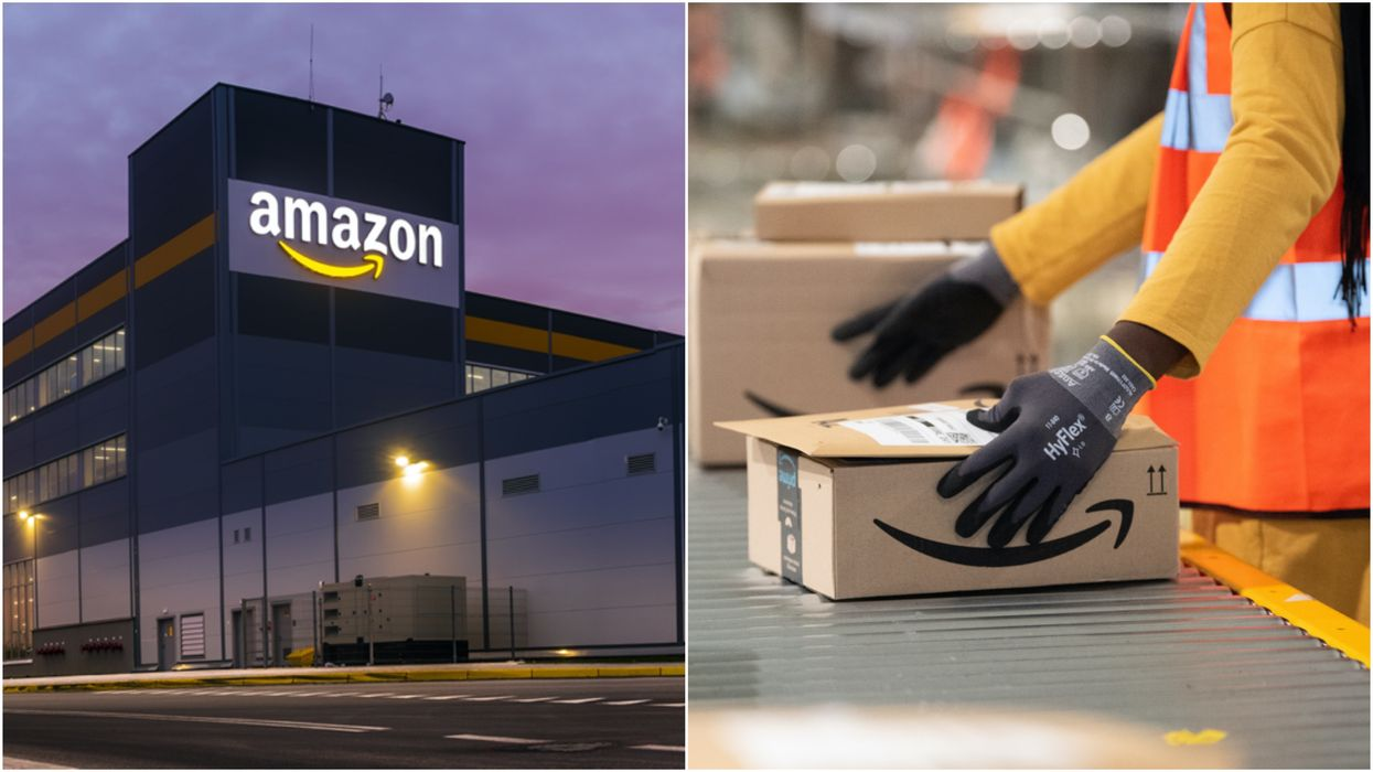 Amazon Canada Is Hiring For 800 Jobs Right Now & It's Hosting A Huge Career Day