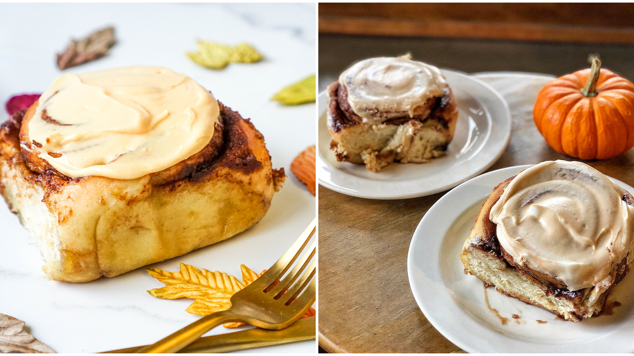 Vancouver's Pumpkin Spice Buns Are The Ultimate Welcome To Fall