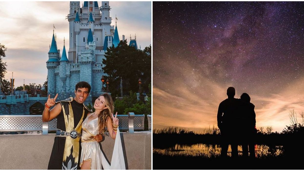 Florida Fall Date Ideas To Make The Most Of The Autumn Season