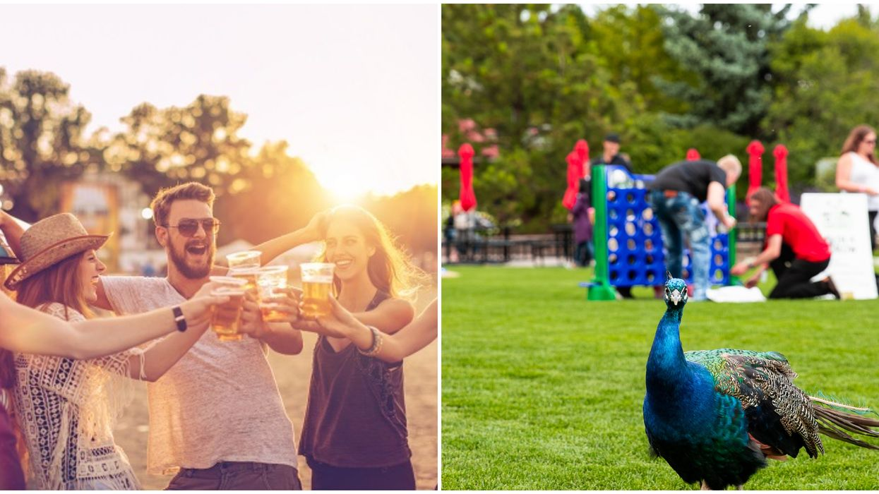 The Calgary Zoo Is Throwing A Boozy Adults-Only Date Night This Month