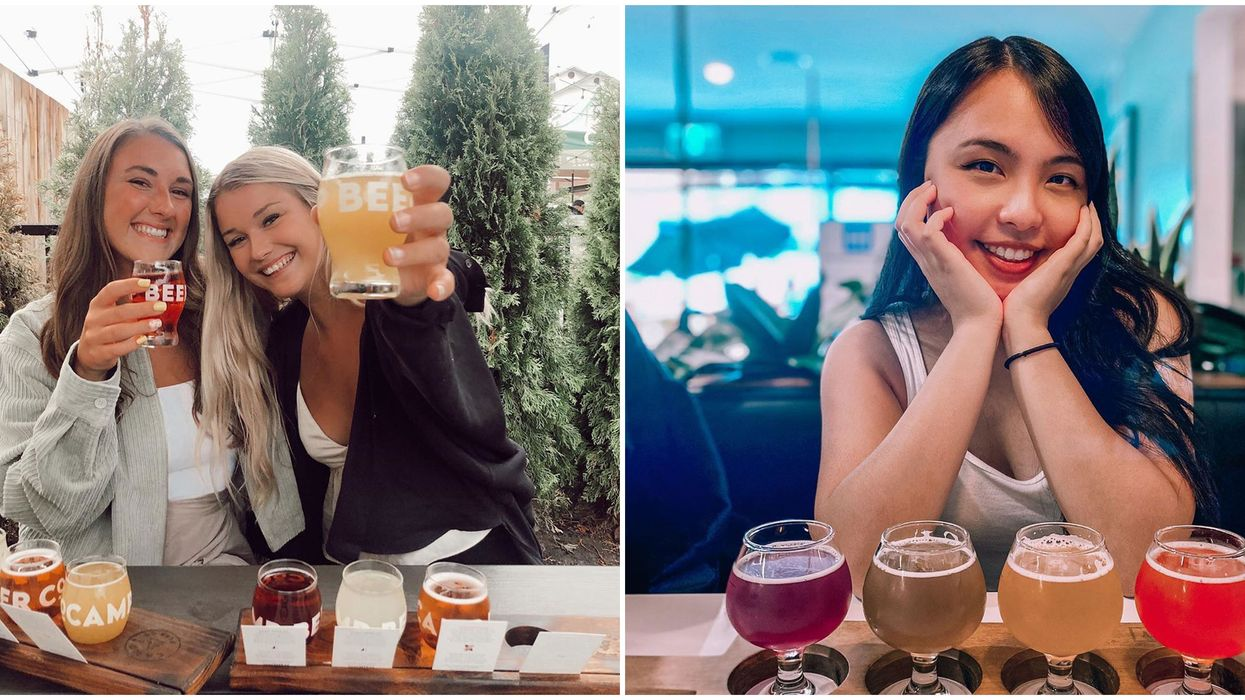 8 Craft Beer Spots Near Vancouver That Are Worth A Fall Road Trip