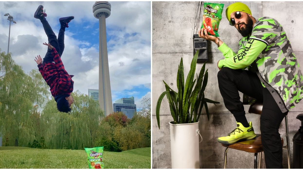 Doritos Dinamita Is Holding A One-Of-A-Kind Model Search & Here's How You Can Enter
