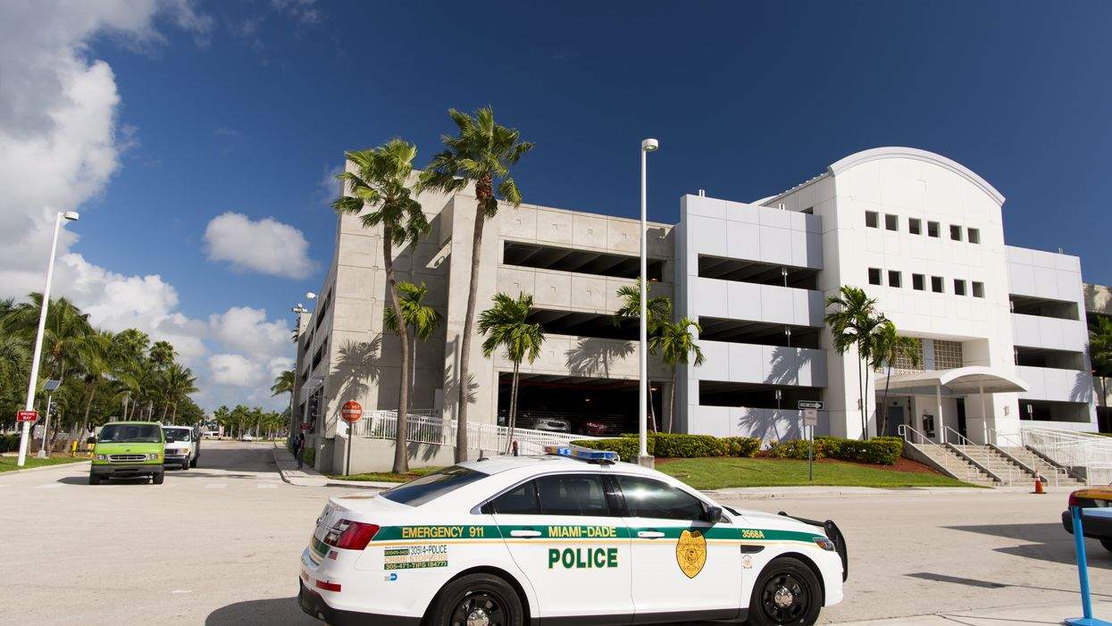 12 Year Old Boy Arrested For Bringing Weapons To Florida School