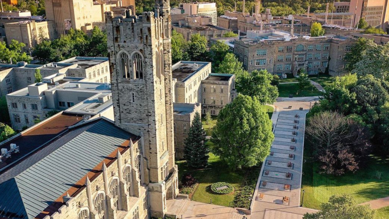 Western U Overwhelmed By Huge Wave Of Students In Need Of COVID-19 Tests