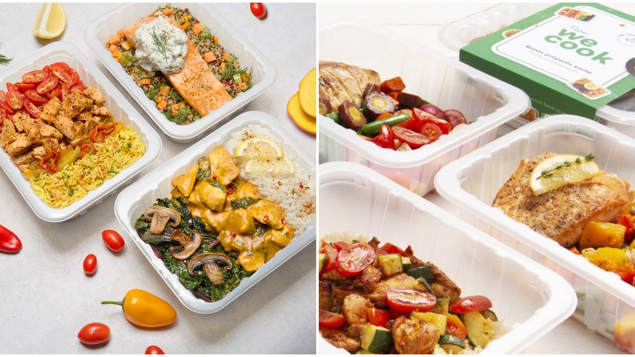 This Canadian Company Delivers FreshlyPrepared Healthy Meals That Are Literally Ready In 2 Minutes