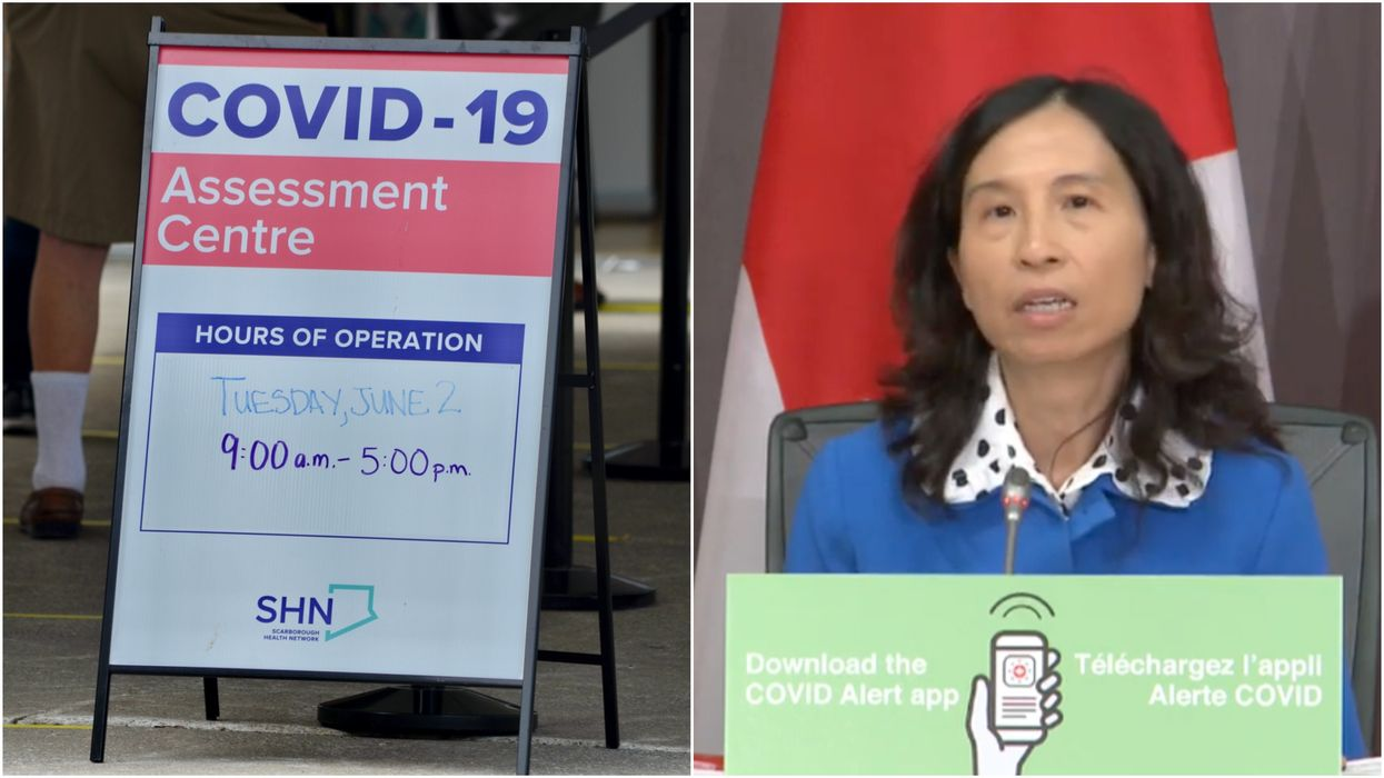 Canada's Latest COVID-19 Figures Are 'Concerning' Admits The Country's Top Doctors