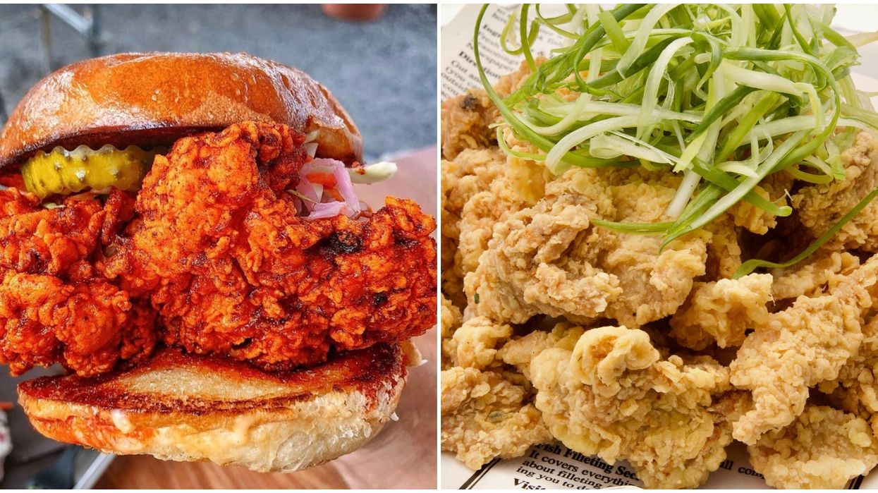 Toronto's Fried Chicken Festival Is Back & It's A Delicious Way To Spend The Day