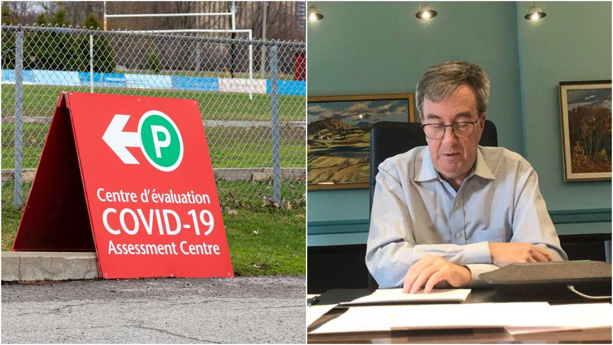 Ottawa's Indoor Gathering Limit Should Be Slashed To Just 10 Says Mayor Watson