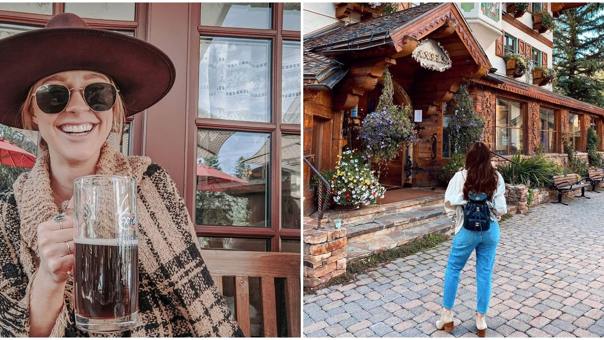 Vail Colorado Will Whisk You Away On A European Adventure