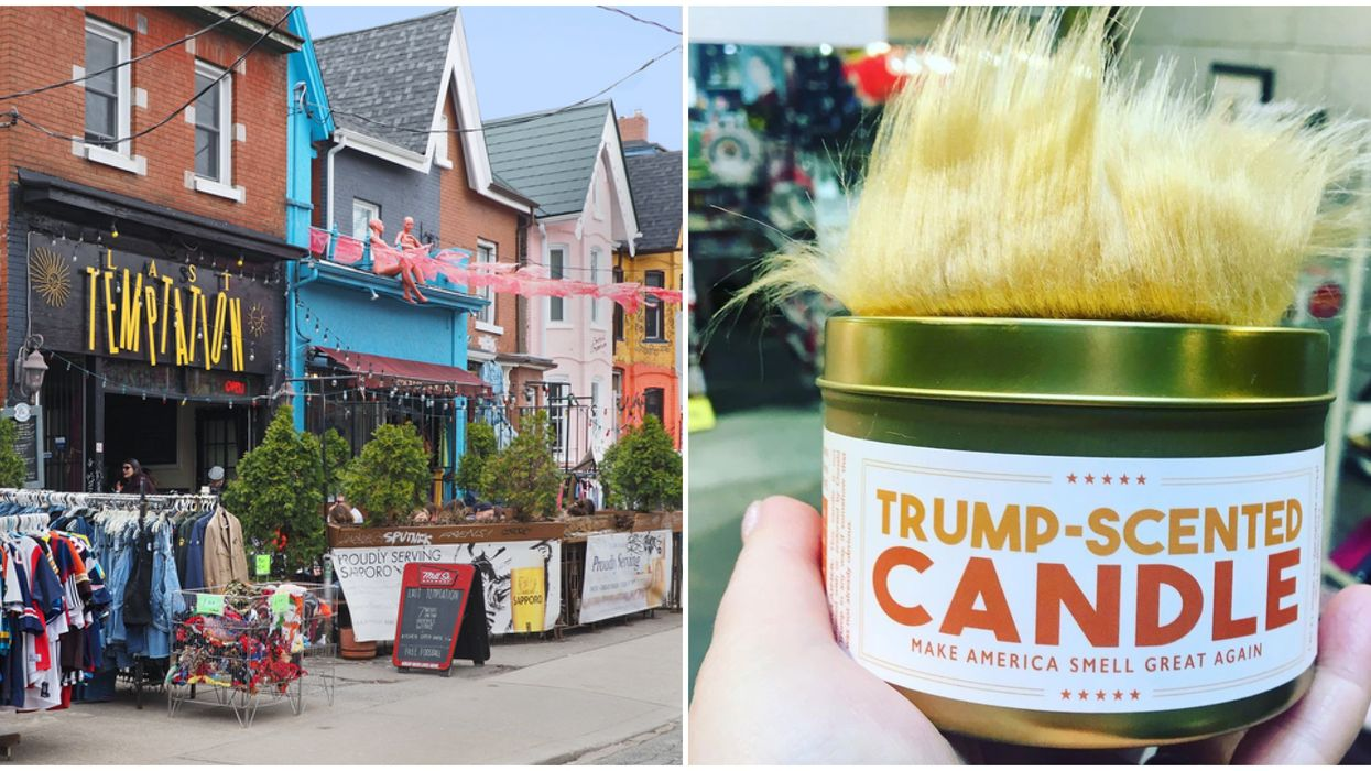 9 Super Bizarre Items You Can Buy At Toronto's Kensington Market