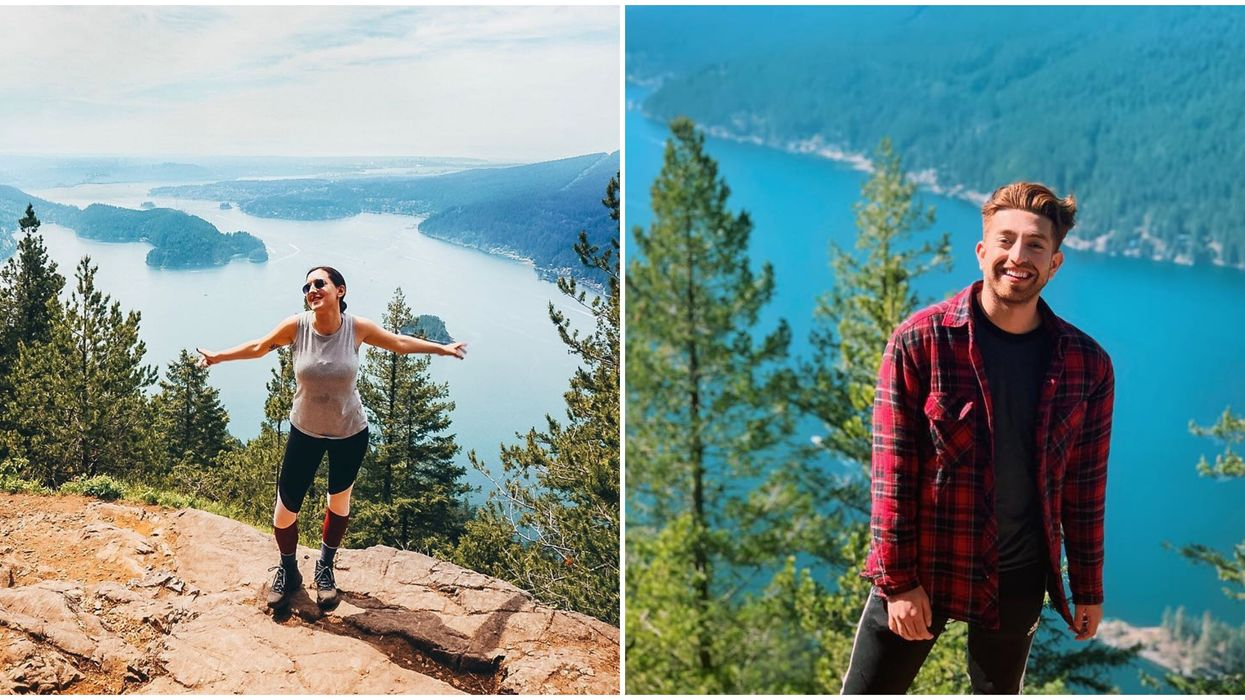 This BC Day Hike Has 10 Breathtaking Views To Discover With Your BFFs This Fall
