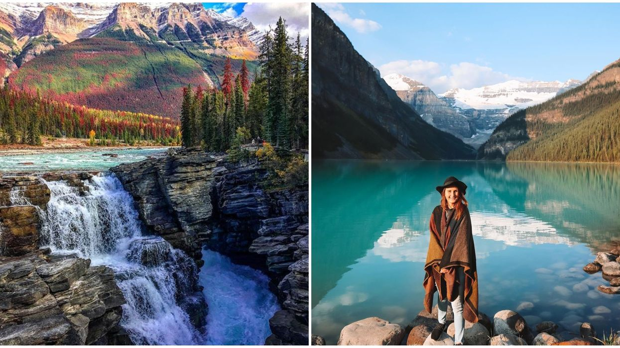 18 Easy Hikes In Alberta You Can Go On This Fall If You Actually Hate Hiking