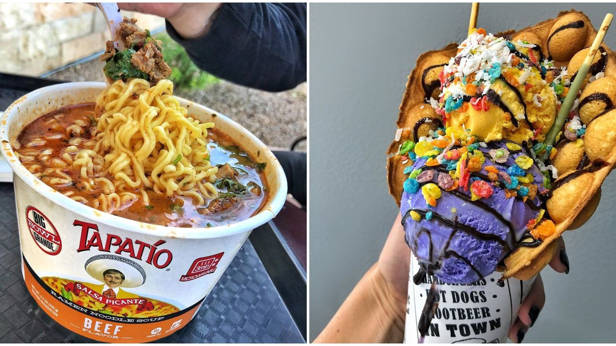 10 Tasty Foods You Can Get For Under $10 In Las Vegas