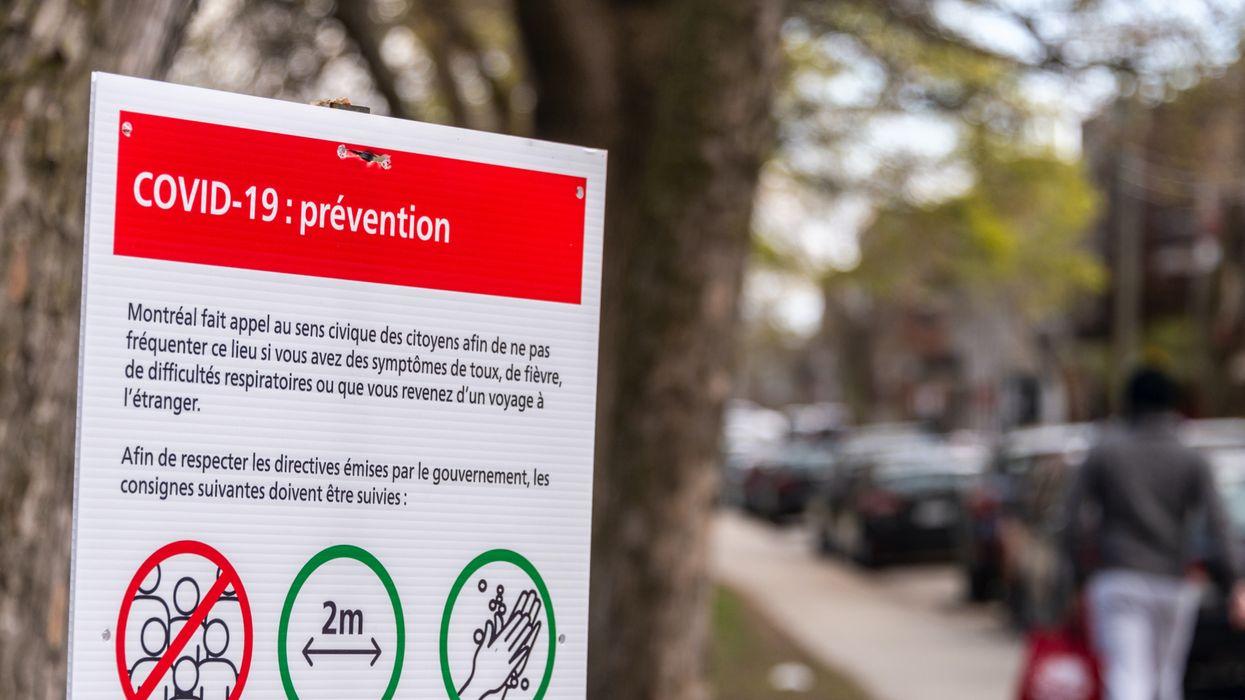 COVID-19 : 427 nouveaux cas dans les derniers 24 h au Québec
