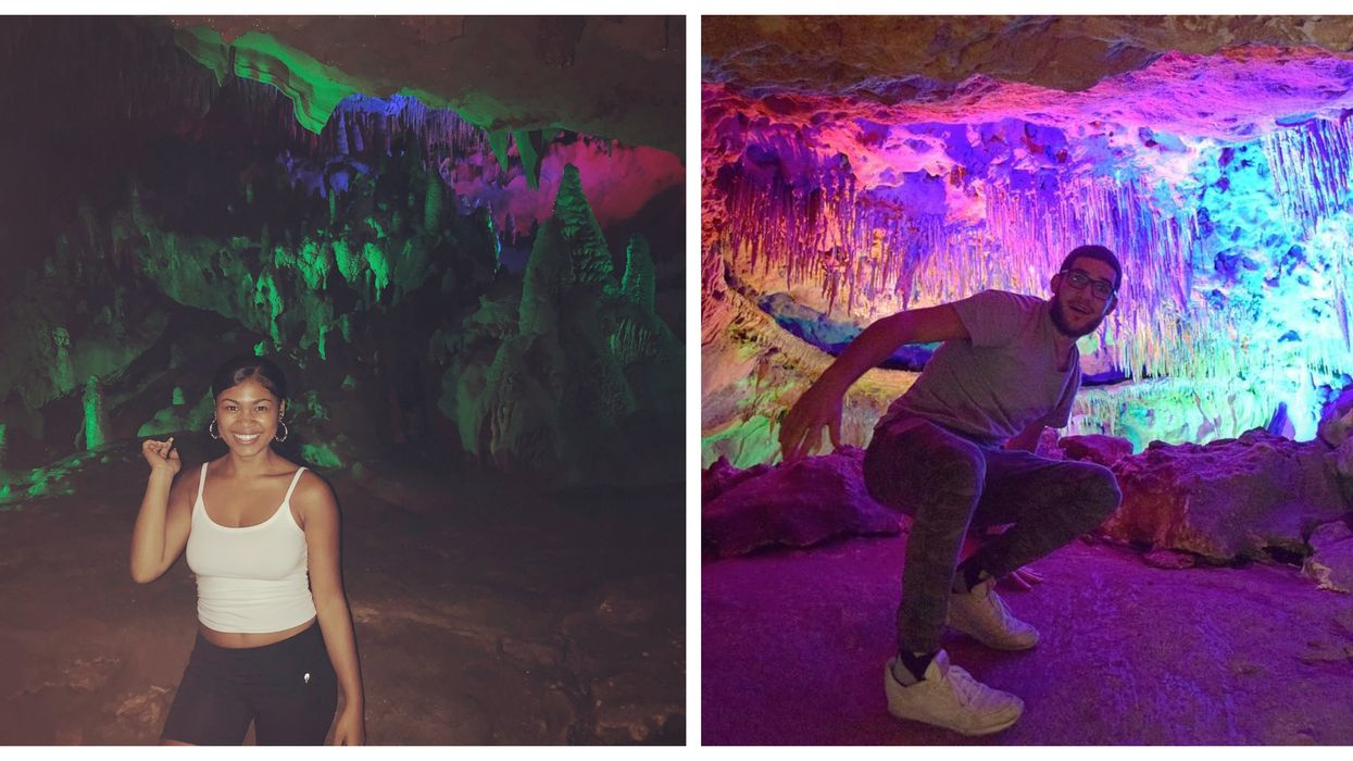 You Can Explore An Underground Rainbow World In Florida For Just $5