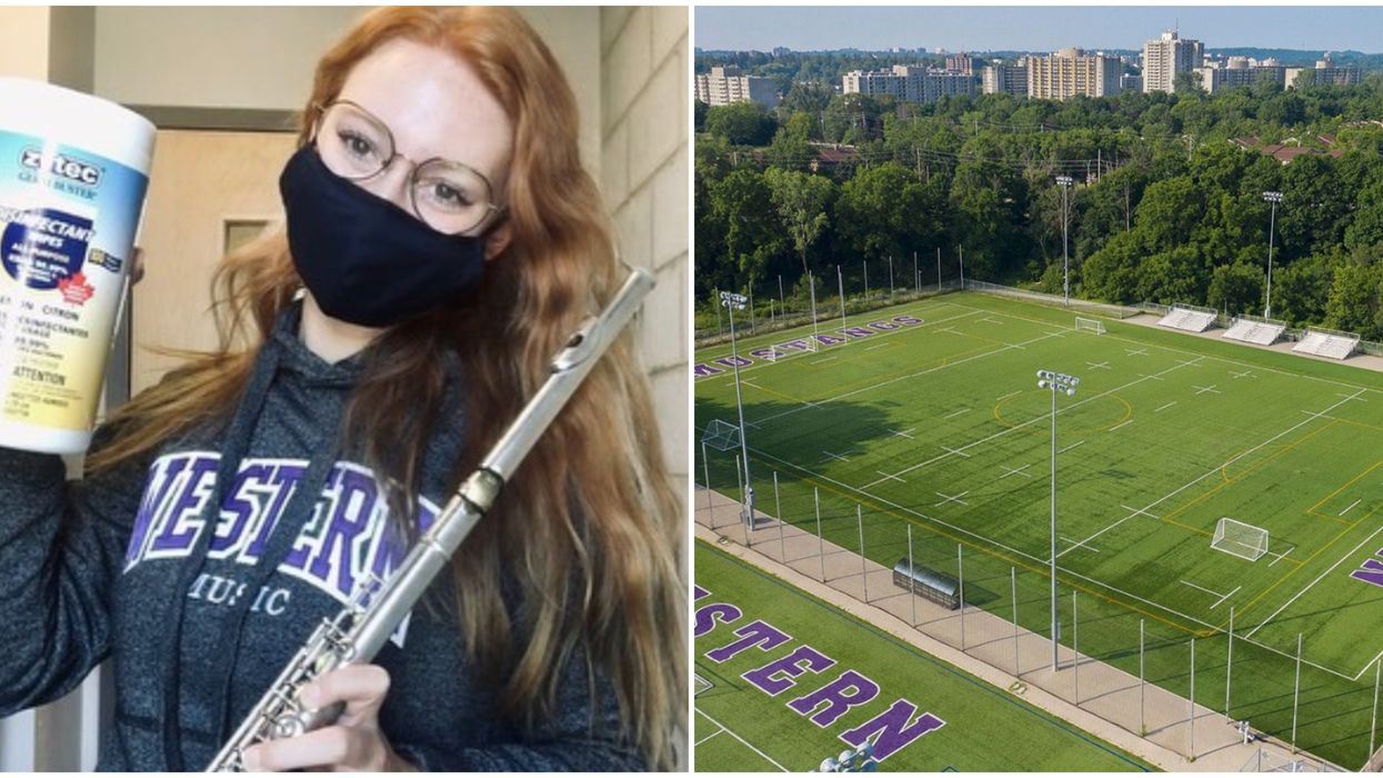 Western Students Open Up About How Sad It Is To Be At School During A COVID-19 Outbreak