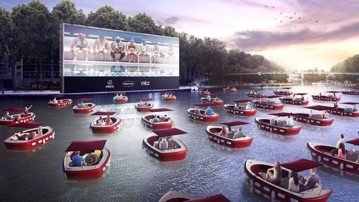 Movie Theatre On The Water In Vancouver Will Float Into Town Next Year